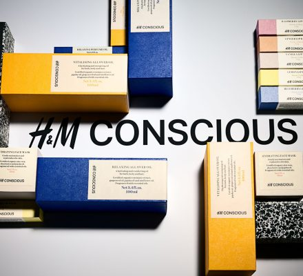 H&M Conscious Beauty Collection