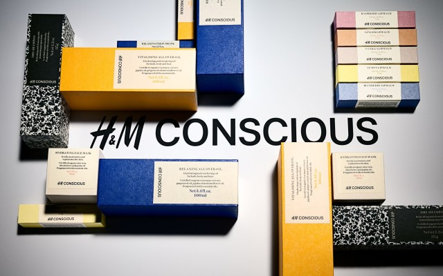 Już w lutym w sklepach – H&M Conscious Beauty Collection