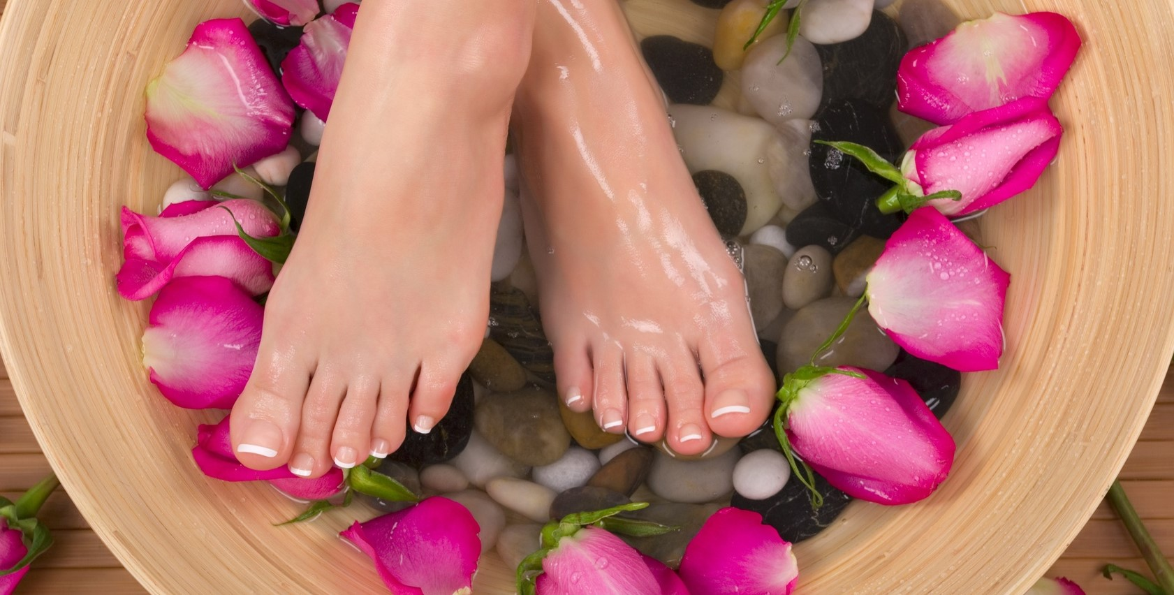 Domowy pedicure